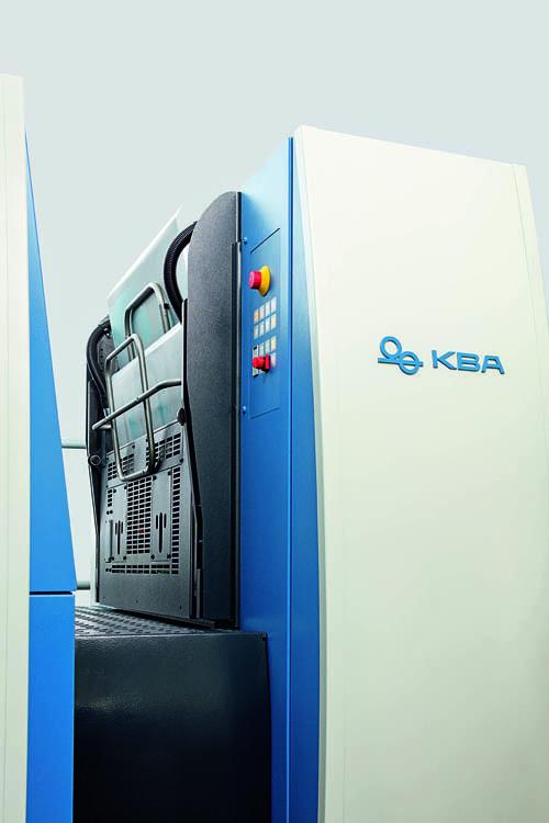 高宝新型利必达75PRO印刷机软硬件跨越式发展提升用户友好性
