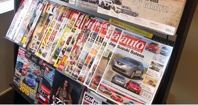 一本知你所想的魔性杂志---AutoMoto& Sport玩出个性印刷新高度