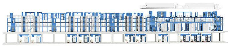 转型和发展 - 比利时CPP报纸印刷商对轮转印刷设备进行重大投资