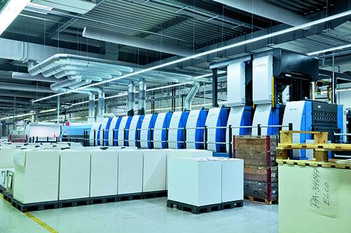 配有冷箔模块的高宝利必达106印刷机 怎能不受SCHELLING AG青睐