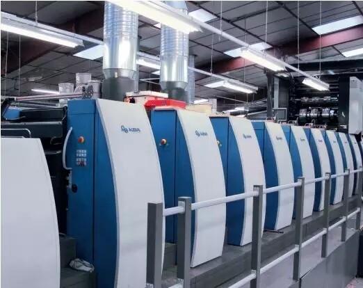 Vinfoil Optima冷烫技术在法国TPG公司成功运用